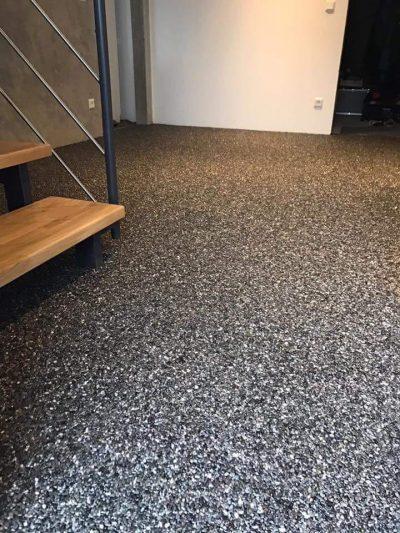 Steinteppich Flur