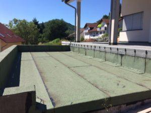 Terrassenabdichtung